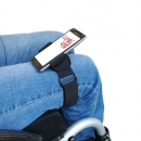 Lunaleg Wheelchair Smartphone holder
